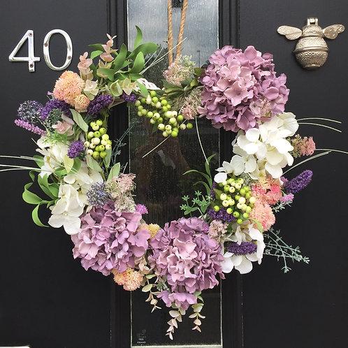 2020 Spring Wreath