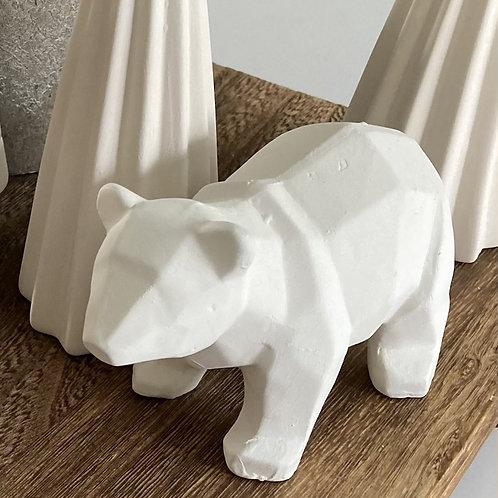 Ceramic Polar Bear