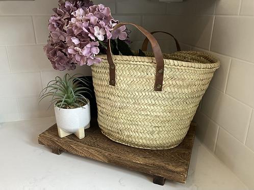Handmade Palm Leaf Bag