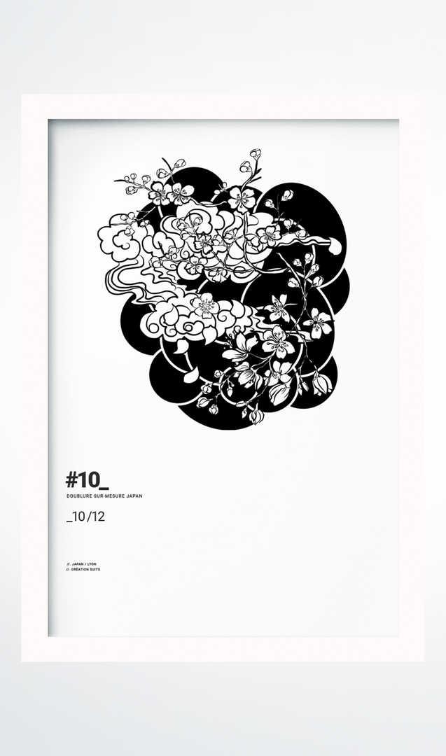 DOUBLURE JAP 10
