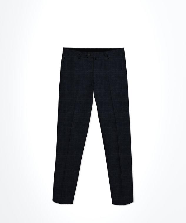 Pantalon noire motifs