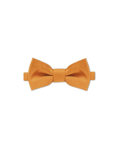 Noeud Papillon Orange Clémentine