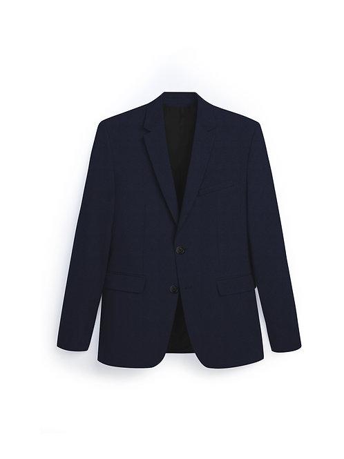 Étoffe Flanelle Légère Bleu WV025