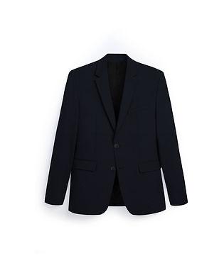 Étoffe Uni Bleu Nuit BLK011