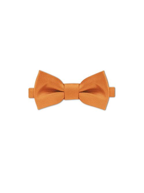 Noeud Papillon Orange Carotte