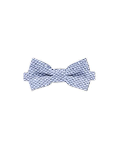 Noeud Papillon Oxford Bleu