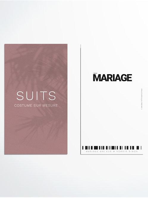MARIAGE 690 EUR