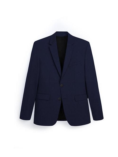 Étoffe Uni Bleu Intense BLK06