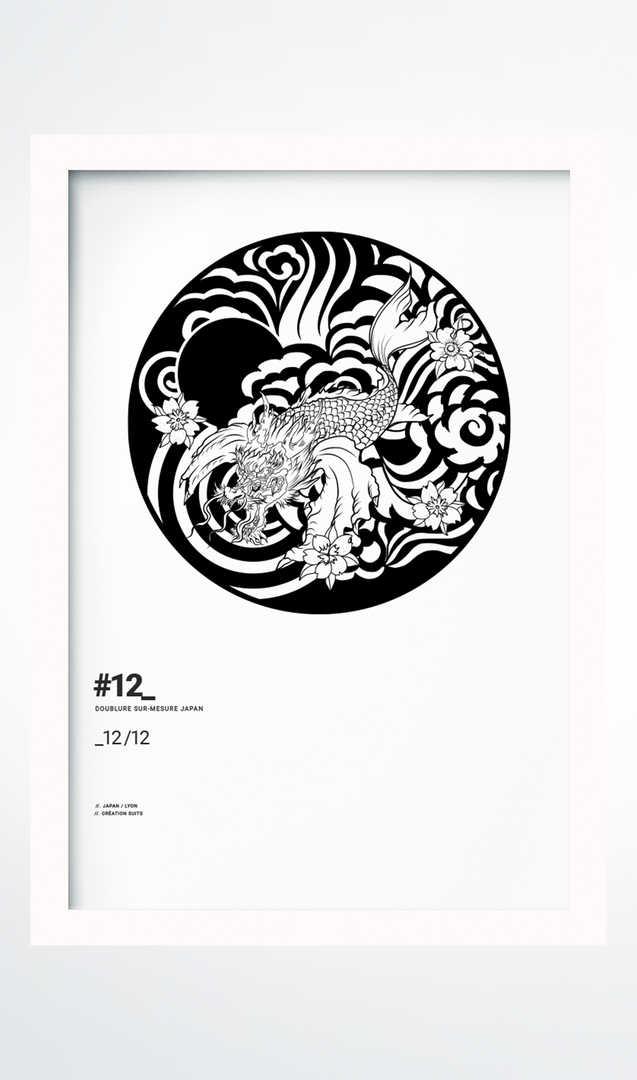 DOUBLURE JAP 12