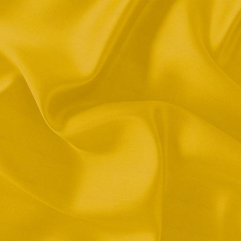 Doublure Coton moutarde