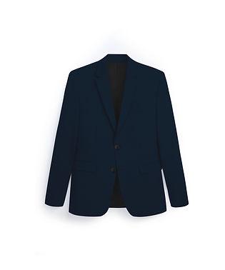 Étoffe Uni Bleu Canard BLK03