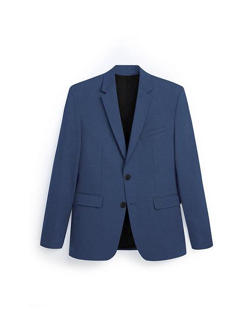 Étoffe Uni Bleu BLK029