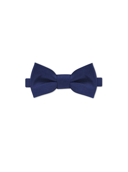 Noeud Papillon Bleu De Minuit