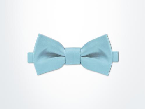 Noeud papillon bleu ciel