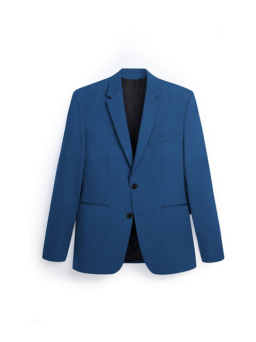 Étoffe Bleu Roi DHS097