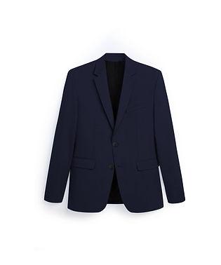 Étoffe Uni Bleu BLK028