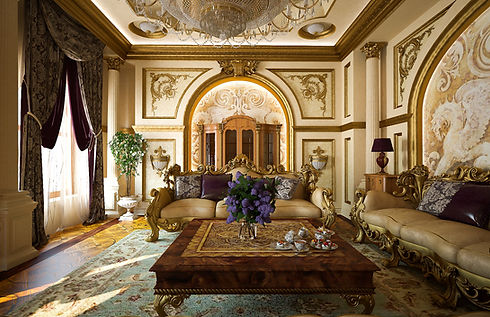 MAJLIS DESIGN ( Barocco Style )