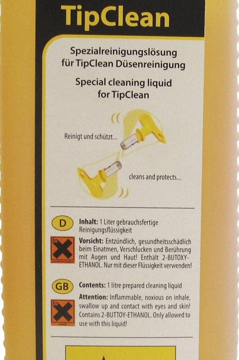 Wagner TipClean Kleinteile-Wäsche / Düsenreiniger - Nachfüllflasche 1Liter