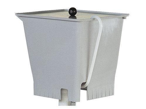Oberbehälter 20Liter M36x2 inkl.Filterscheibe und Rücklauf 341266
