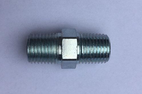 Graco Doppelnippel / Stutzen / Schlauchverbinder