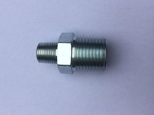 Graco Reduzier Fitting / Stutzen / Stück / Schlauchverbinder