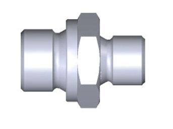 Wagner Doppelstutzen (Einschraubstutzen) für HD-Filteranschluss