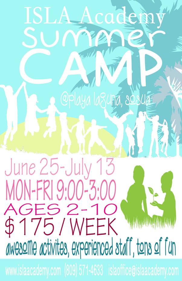 Summer Camp at ISLA Academy