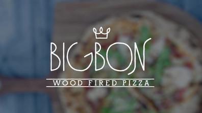 Big Bon Logo Sequence
