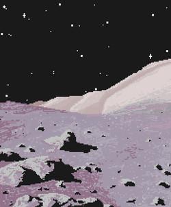 Lunar in Lilac