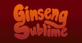 Ginseng Sublime promo