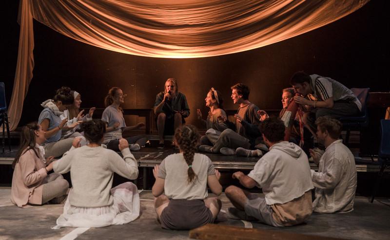 The Events (The Lir Academy)