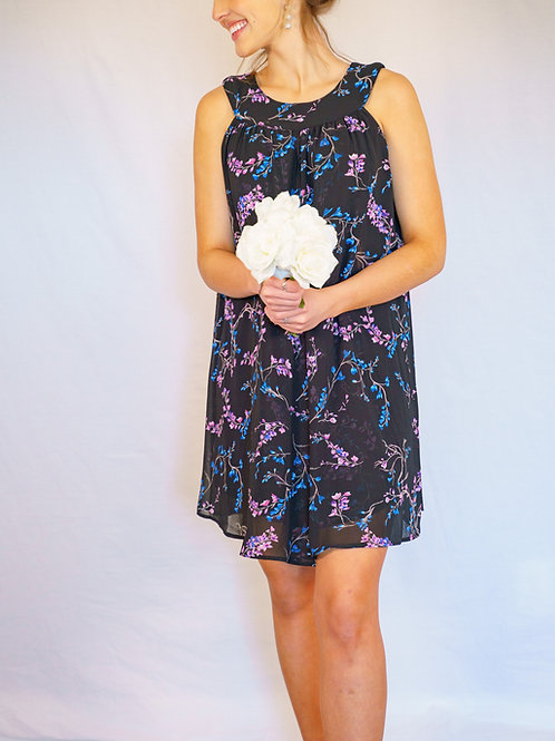 Floral Nursing Dress