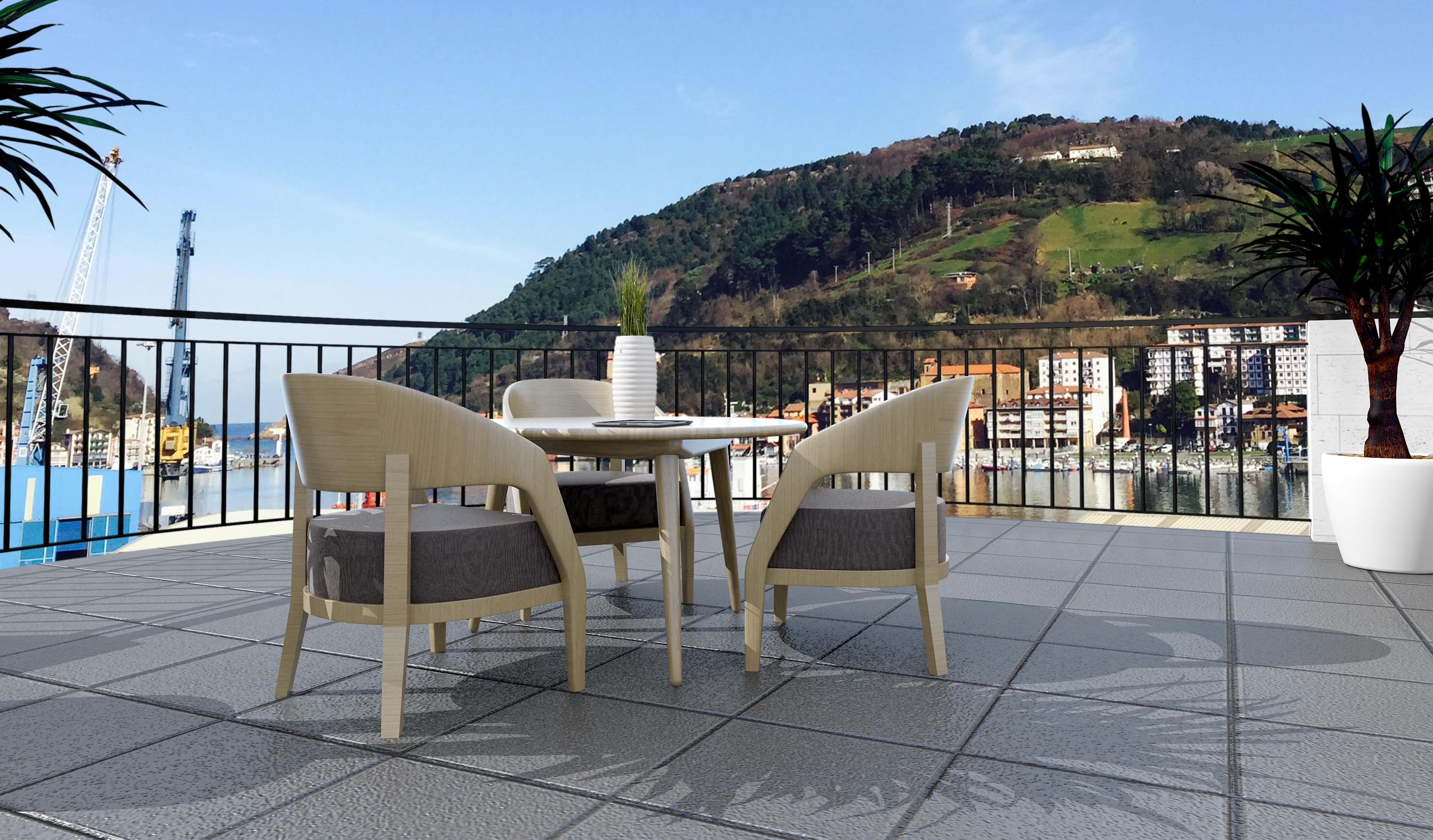 Gertu terraza