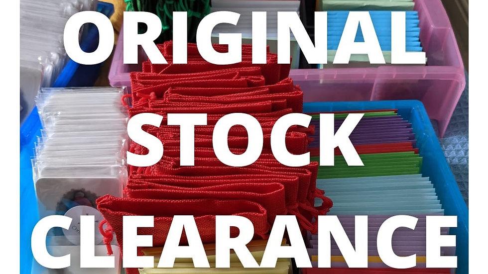 Original Stock Clearance