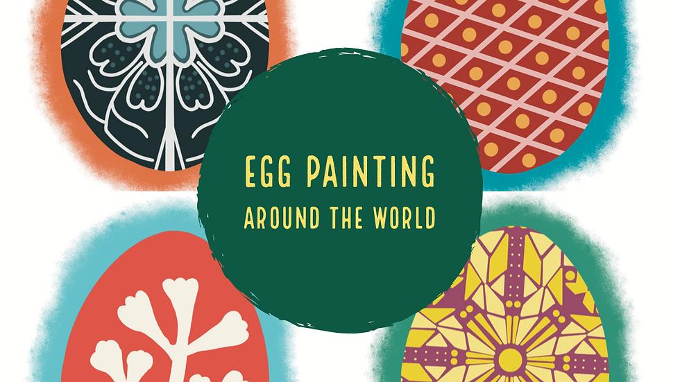 Egg decorating around the world