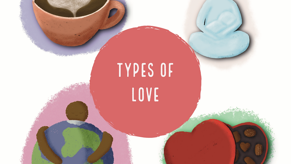 Types of Love (Digital)