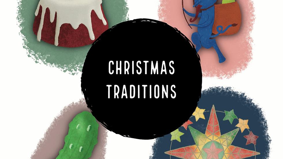 Christmas Traditions (Digital)