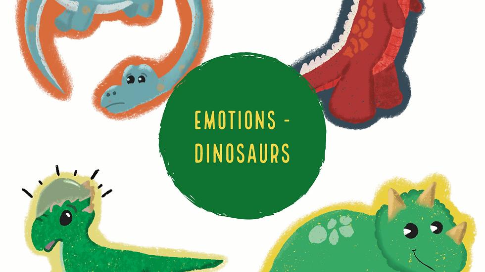 Emotions - Dinosaurs