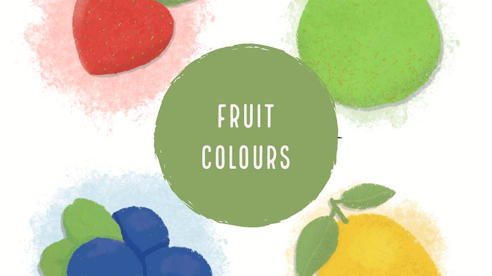 Colours - Fruit