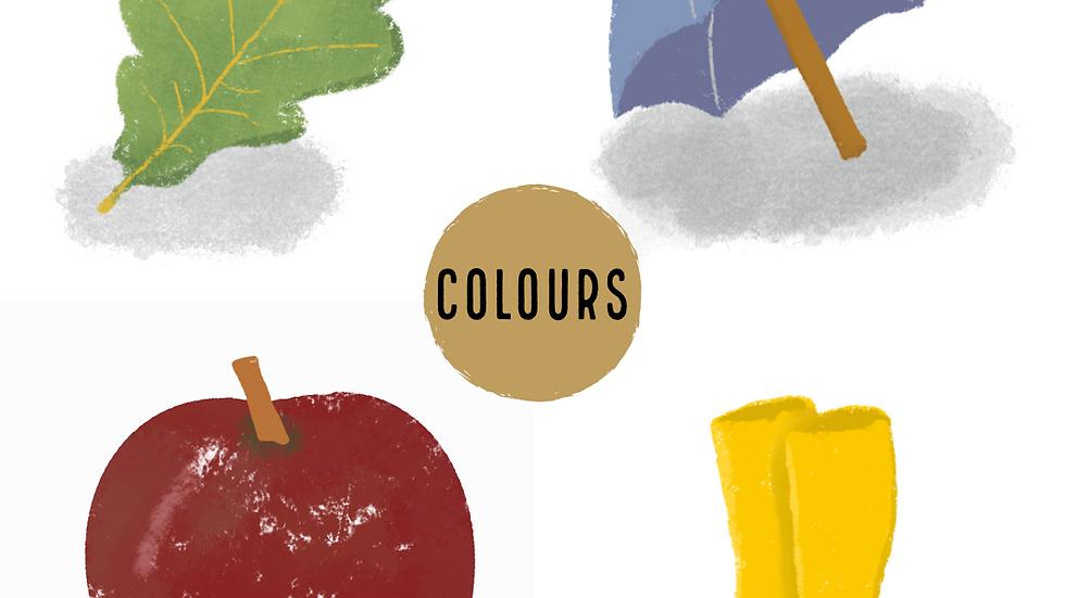Colours (Digital)