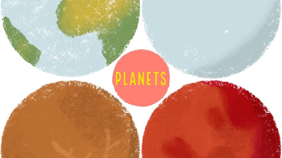 Planets (Digital)