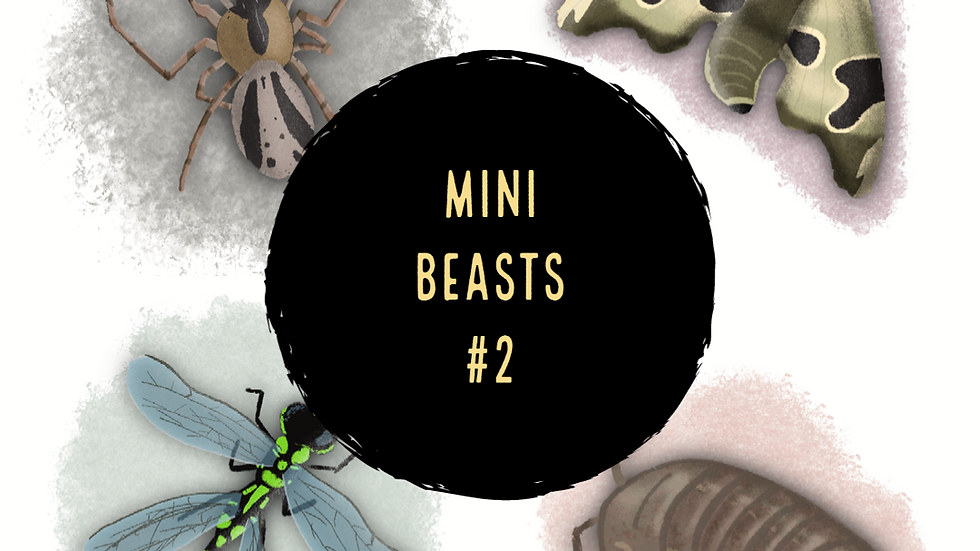 Mini Beasts #2 (Digital)