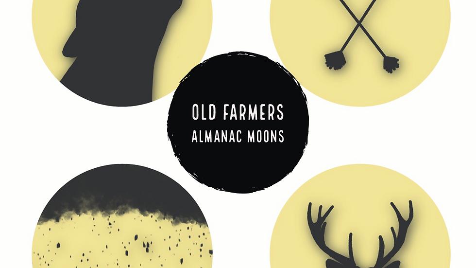 Old Farmers Almanac Moons