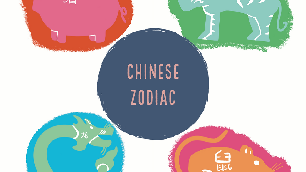 Chinese Zodiac (Digital)
