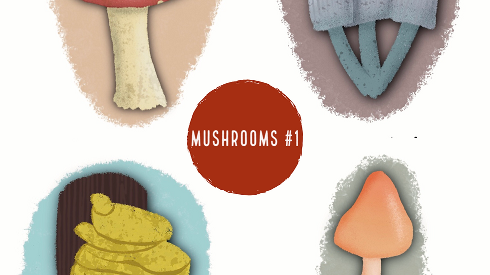 Mushrooms #1