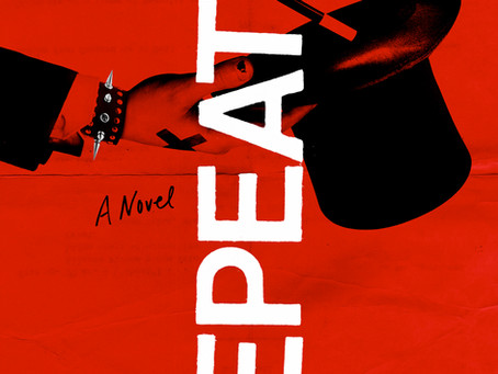 REPEATER: preorder and cover reveal!