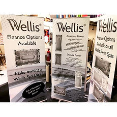 Roller Banner Printing Chesterfield Evolution Signs and Graphics