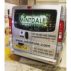 Magnetic Vehicle Graphics Chesterfield Evolution Signs and Graphics