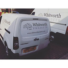 Vehichle Van Graphics Signage Evolution Signs and Graphics