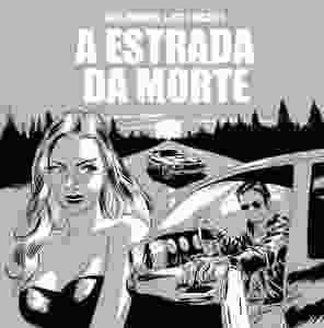 A Estrada da Morte - Arte de Beto Nicácio
